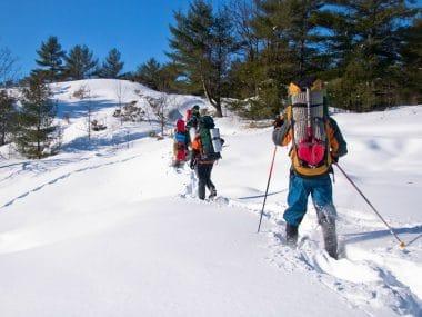 Winter Ontario Parks