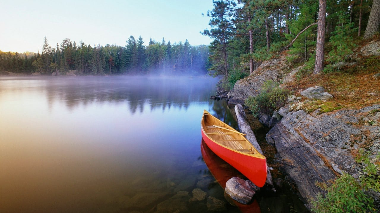 Algonquin Park Backcountry Camping